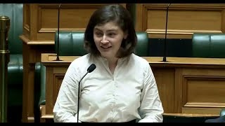 'OK boomer': New Zealand MP shuts down climate change heckler with viral quip