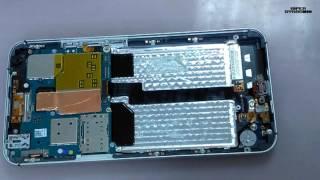 Meizu MX5. Разбор. Ремонт. Замена дисплея, usb