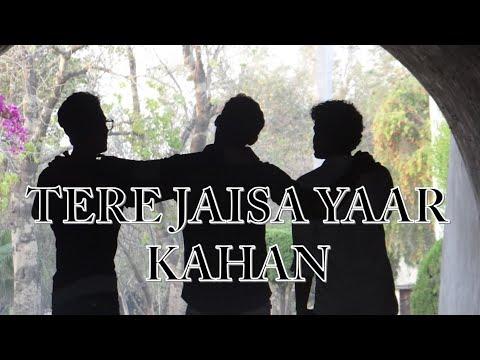 Tere Jaisa Yaar Kaha - Piano by me