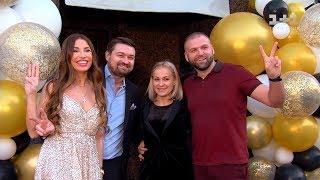 Андрій і Олена Ющенки відкрили власний ресторан у центрі Києва