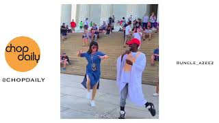 Tiwa Savage, Kizz Daniel, Young John   Ello Baby (Dance Compilation) | Chop Daily