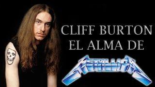 Cliff Burton el alma de Metallica