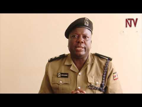 Abadde akozesa kalifoomu okukijjanya abagagga, Poliisi emukutte