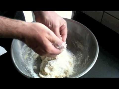 Βασική συνταγή για ζυμωτό ψωμί