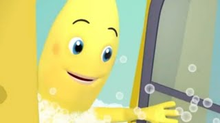 Banana Bubbles - Jumble Full Episodes - Bananas In Pyjamas Official