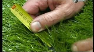 Dokumentárny film: Ako sa to robí - Umelý trávnik