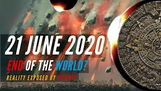 WILL THE WORLD END ON 21st JUNE 2020? | Solar Eclipse 2020 | REALITY EXPOSED - Download this Video in MP3, M4A, WEBM, MP4, 3GP