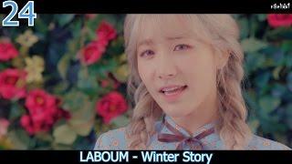 TOP 25 KOREAN SONGS (DECEMBER 30, 2016)