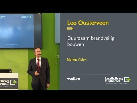 Leo Oosterveen - Duurzaam brandveilig bouwen