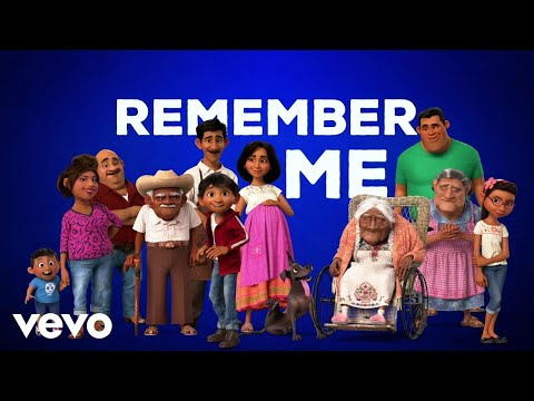Remember Me (Duo) [Lyric Video] (OST by Miguel Feat. Natalia Lafourcade)