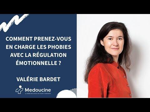 Comment prenez-vous en charge les phobies avec la régulation émotionnelle ? Valérie Bardet