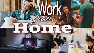 Work from Home  | Pros & Cons of Working From Home | Working From Home | Working From Home