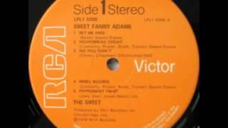 The Sweet: Sweet Fanny Adams (1974) (Side A)