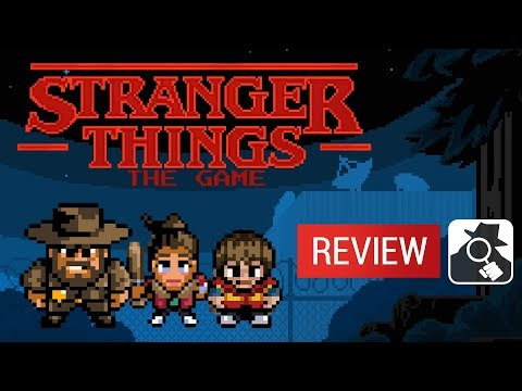 STRANGER THINGS: THE GAME | AppSpy Review