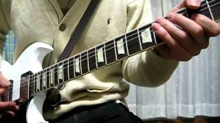 AC/DC Anything Goes Guitar Cover