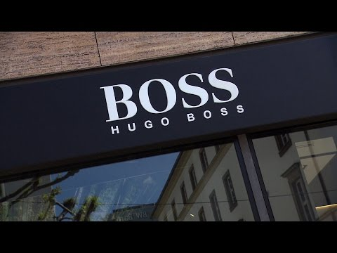 Hugo Boss im Check