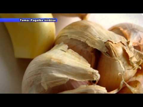 Viduje naudojamas hipertenzinės krizės