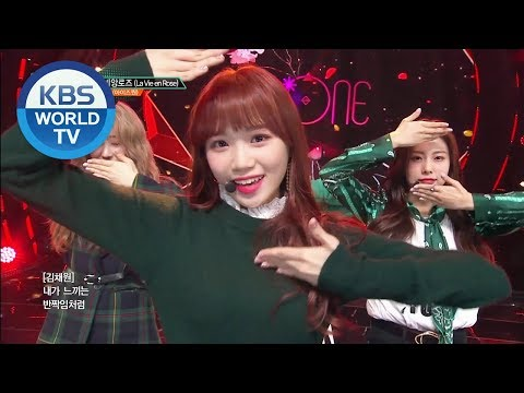 IZ*ONE - La Vie en Rose | 아이즈원 - 라비앙로즈 [Music Bank