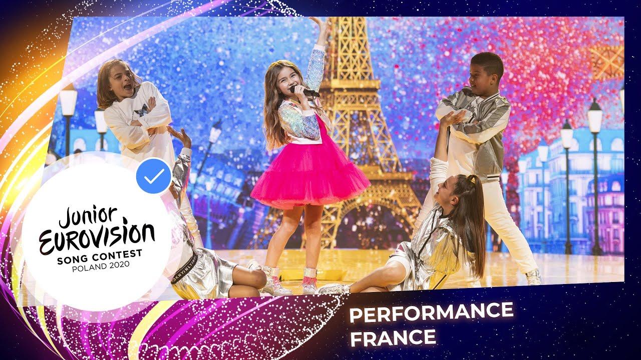 «Մանկական Եվրատեսիլ 2020»-ի հաղթող է դարձել Ֆրանսիայի ներկայացուցիչը