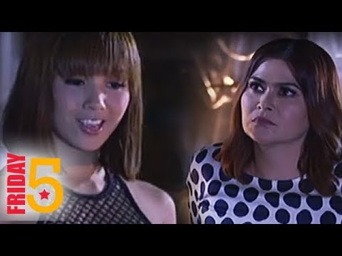 Friday 5: Wicked Witches' Face Off: Nathalie Vs. Emilia In Wildflower Mp3