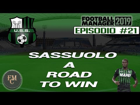 MA CHE FATICA...! ★ A ROAD TO WIN ► FOOTBALL MANAGER 2019 [Part 21] Gameplay Ita