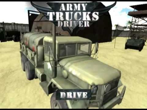 Army Truck Driver Video