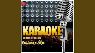Cigarettes Women and Wine (In the Style of Chicory Tip) (Karaoke Version)