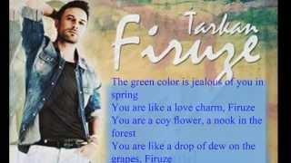 Tarkan.. Firuze with English Translation