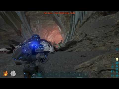 How to Ascension , Tek Cave Showcase , Credits - Ark
