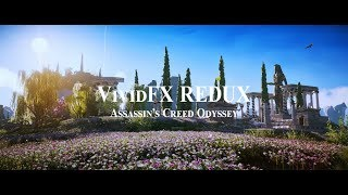 Assassin's Creed Odyssey - The Fate of Atlantis - VividFX REDUX ReShade Cinematic