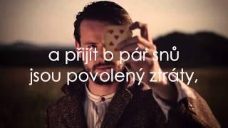 Jelen - Nebe nad Prahou (Lyric Video)