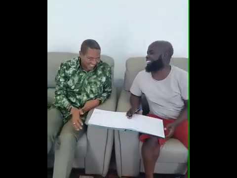 Mpoki amvunja MBAVU Rais Mstaafu KIKWETE