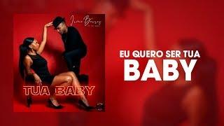 Irina Barros Ft. Mr. Carly - Tua Baby (Official Lyric)