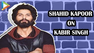 Shahid Kapoor's best interview on Kabir Singh, Fan Questions, Haider, Meera, Misha, Zain