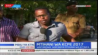 Kamishna wa Garissa James Kianda aelezea kuhusu hali ya usalama katika kaunti: Mbiu ya KTN