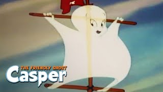 Casper Classics | Deep Boo Sea / The Witching Hour | Casper The Ghost Full Episode
