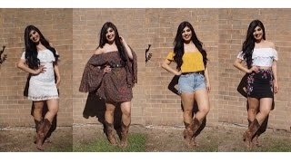 HOW TO STYLE COWGIRL BOOTS L Alejandra Mora