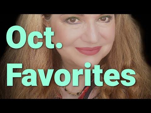 My October Favorites | amymirandamakeup