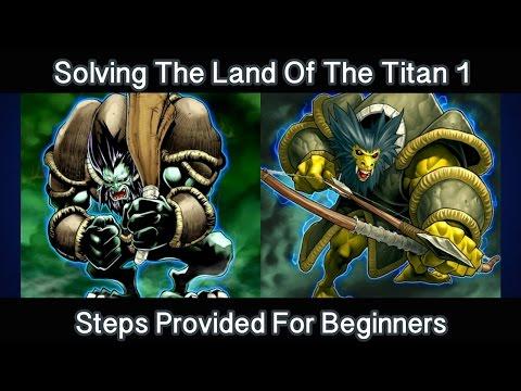 YuGiOh Duel Links Duel Quiz - Land Of The Titians 1