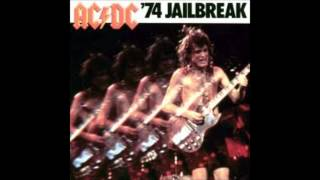 AC/DC 02 You Ain't Got a Hold on Me (lyrics)