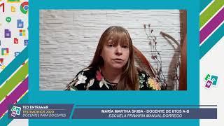 María Martha Skiba, Escuela Manuel Dorrego