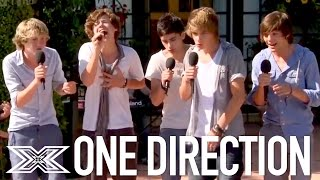 Gambar cover One Direction's X Factor Journey | First Audition To Final Performances