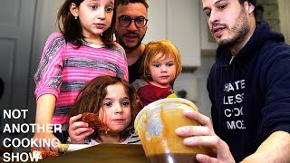 COOKING with KIDS featuring VIVA FREI