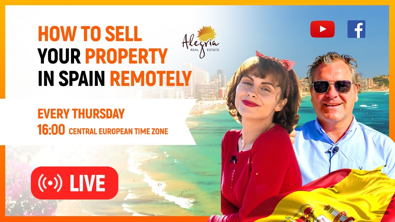 Buying or Selling Your Property in Spain Remotely