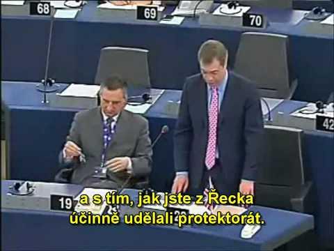 V nové komisi EU je minimálně 10 komunistů (Nigel Farage)