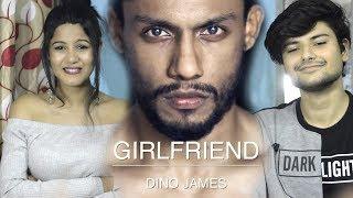 Dino James Girlfriend Official Video Reaction Pooja Rathi Shubham Vyas