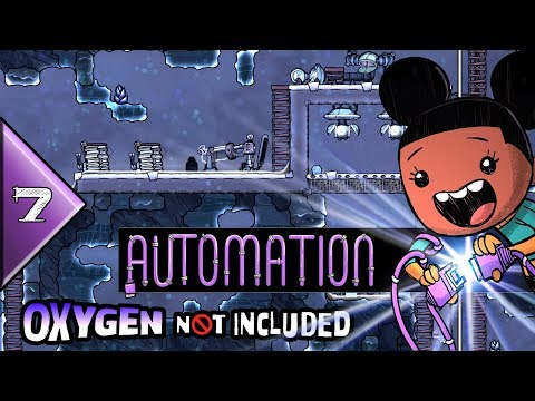 COMPLEJO ELECTROLÍTICO   ep #7 – AUTOMATION UPGRADE- Oxygen Not Included – Gameplay español