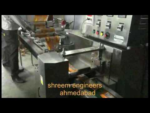 SS Soap Packaging Machines