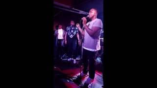 Bourbon - Gallant (Live Cover)