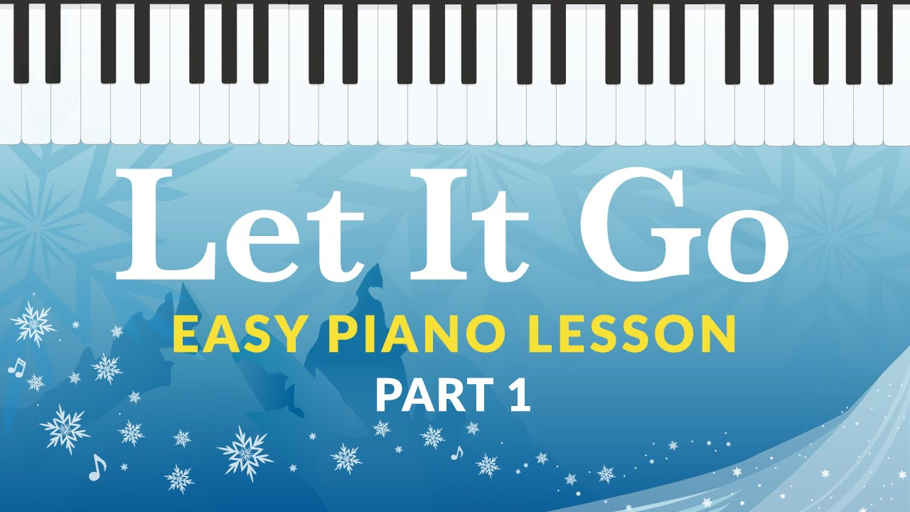 Let it Go - Part 1